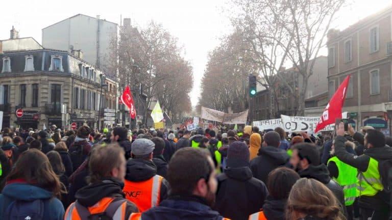 Toulouse : où et à quelle heure manifester le 1er mai 2021 ?