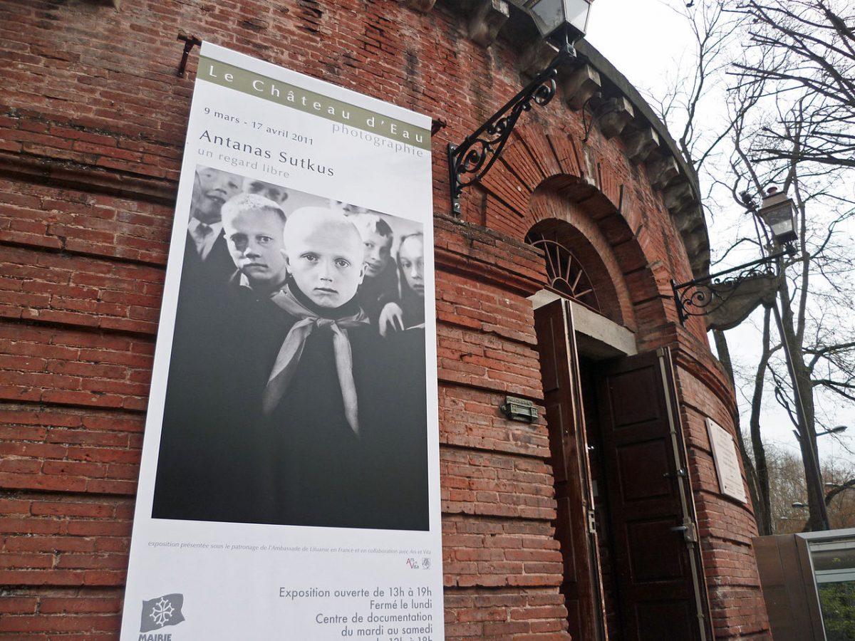 Château d'eau exposition photographie Toulouse