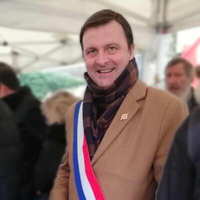 Michel Larive, député France insoumise de l'Ariège