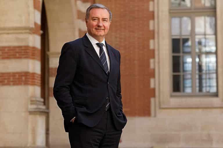 Vœux 2019:  Jean-Luc Moudenc annonce 25 millions d'euros pour le vélo à Toulouse