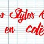 Les Stylos rouges, symbole de la contestation enseignante