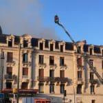 Les victimes de l'incendie de la rue Bayard appellent à une nouvelle action