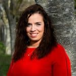 Nora Filali, la fille du Père Noël