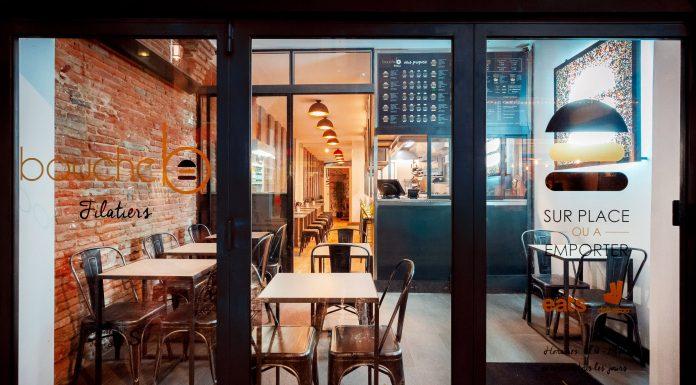 l'enseigne de burgers Bouche-b ouvre son premier restaurant