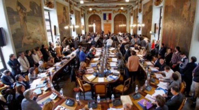 Conseil Municipal Toulouse ©DR