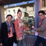 Trois associations toulousaines lancent un réseau pour étendre le principe des dons suspendus