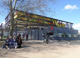 Lycée Stephane Hessel à Toulouse © Inizan.V