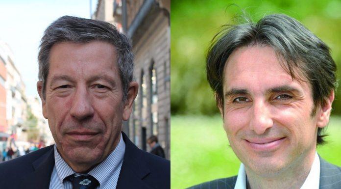 Marc Ivaldi et Pierre Esplugas