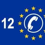 112, le numéro unique d'urgence européen