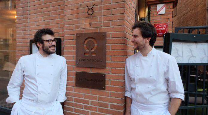 Le restaurant toulousain Sixty two change de chef et vise l'étoile