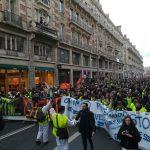 Grève générale: forte mobilisation et perturbations à prévoir à Toulouse le 5 février