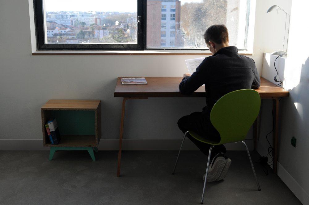 Appartement Etudiant-LesChalets-MerciRene-3