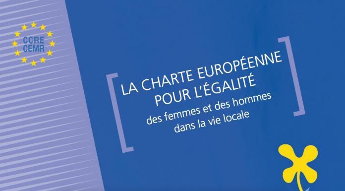 Charte européenne pour l'égalité des femmes et des hommes dans la vie locale