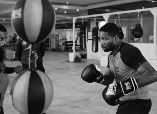 Doudou Ngumbu le boxeur au grand coeur