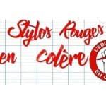 Les Stylos rouges se mobilisent de nouveau à Toulouse