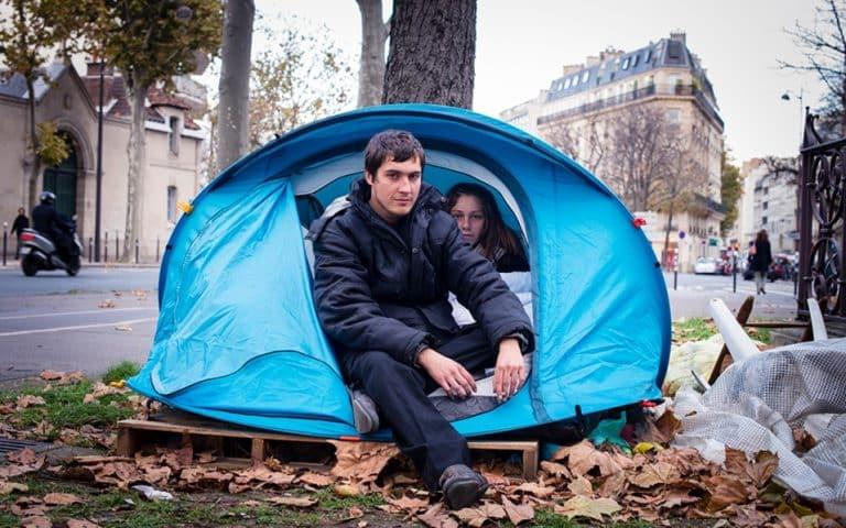 Sans-abris : le Plan logement d'abord va s'étendre à l'ensemble de la Métropole