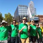 Marche pour le climat: les Toulousains défileront ce soir à 17h