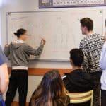 Une classe spécialisée pour les élèves souffrant de phobie scolaire au lycée Ozenne