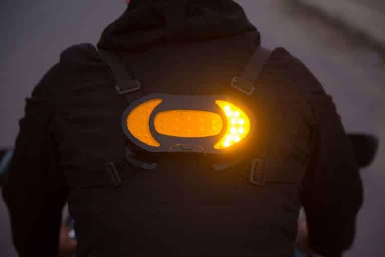 Click-Light Cycle, un dispositif lumineux pour la sécurité des vélos