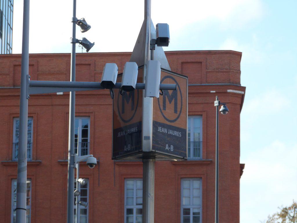 videosurveillance Toulouse