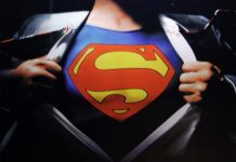 Superman débarque à Toulouse pour le festival Popcon ! Crédit : Gareth Simpson / CC BY 2.0