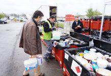 Collecte produits chimiques EcoDDS