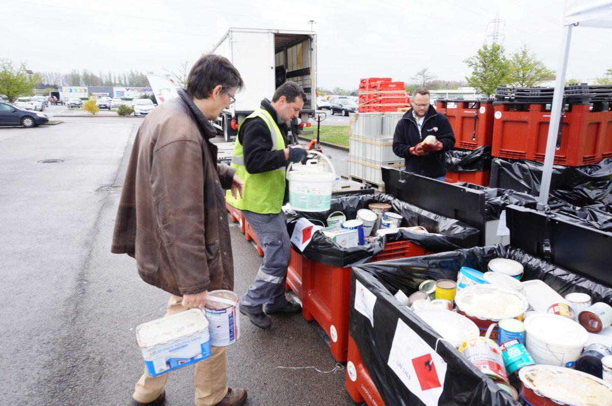 Où Recycler Ses Déchets Chimiques Dans Lagglomération De