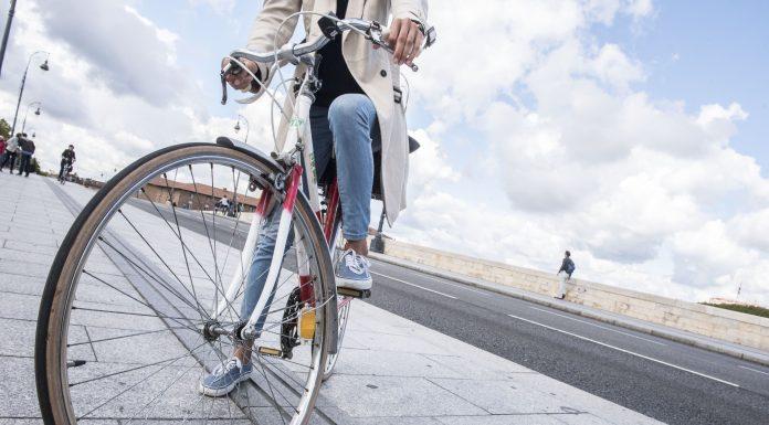 L'usage du vélo bat des records à Toulouse©Hélène Ressayres