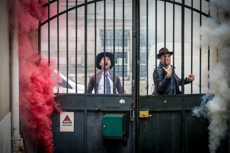 Les Trois mousquetaires, la série à ne pas rater dans les rues de Toulouse