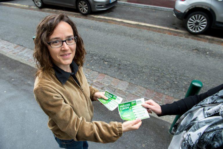Pour Hélène Cabanes, la politique est le vecteur le plus efficace du changement
