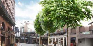 La nouvelle rue Gambetta