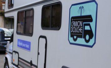 Le Camion Douche lanceun appel au don pour collecter des produits d'hygiène