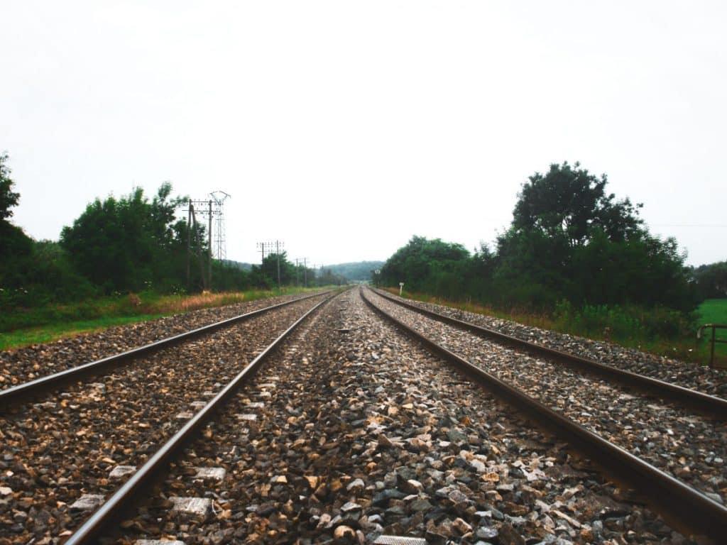 LGV Occitanie rail