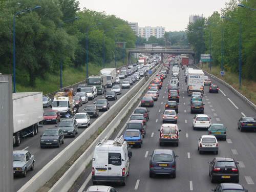 Le trafic routier à Toulouse ne revient pas à la normale