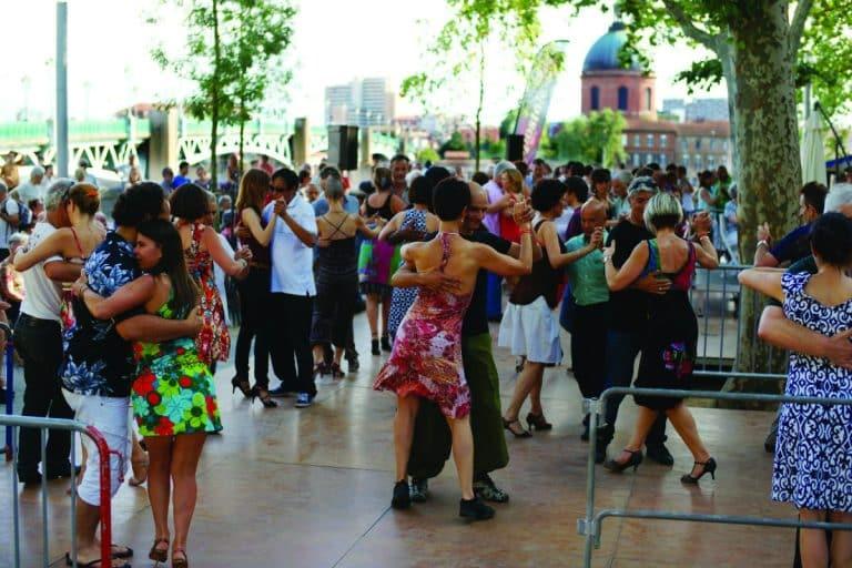 C'est parti pour une nouvelle édition du festival Tangopostale