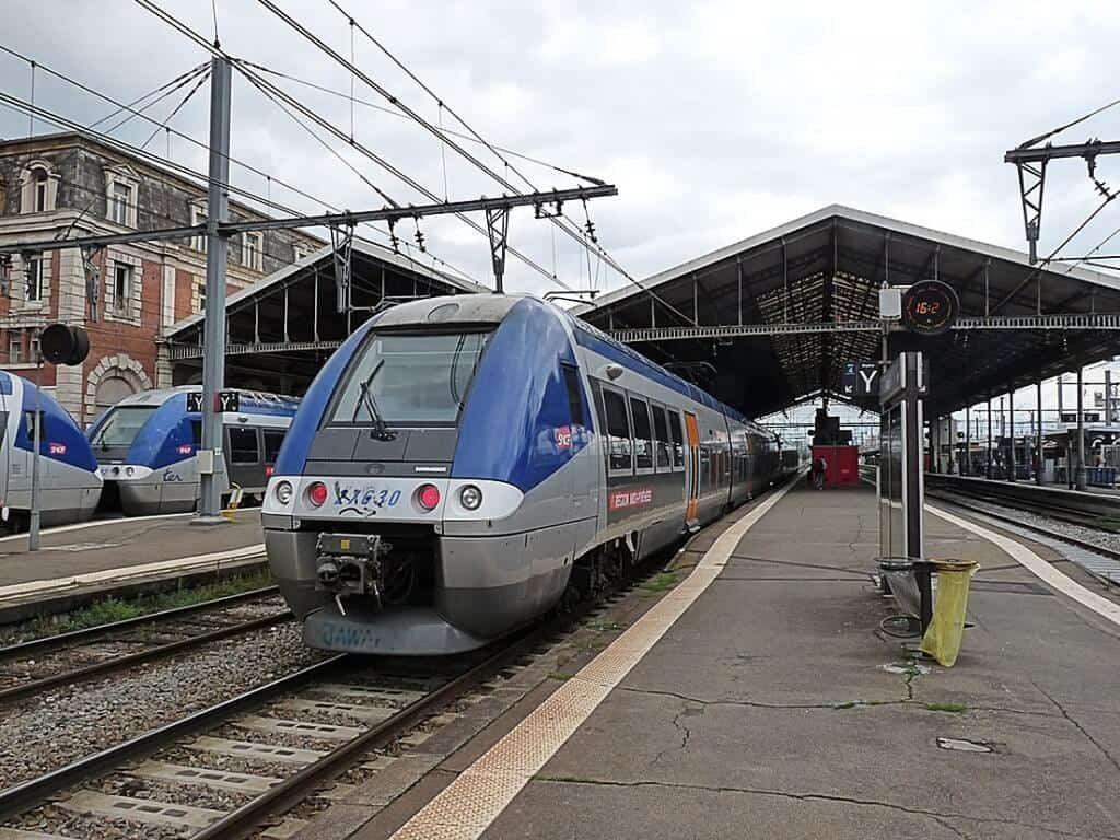 gare Matabiau Toulouse