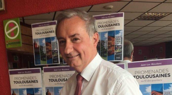Jean-Luc Moudenc Juin 2019