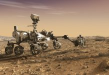 Rover mission mars2020 © Nasa
