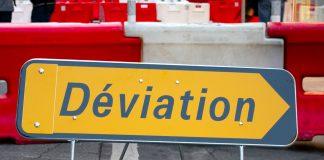 Tisséo annonce la déviation de plusieurs rues dans le cadre du chantier de la 3ème ligne de métro de Toulouse