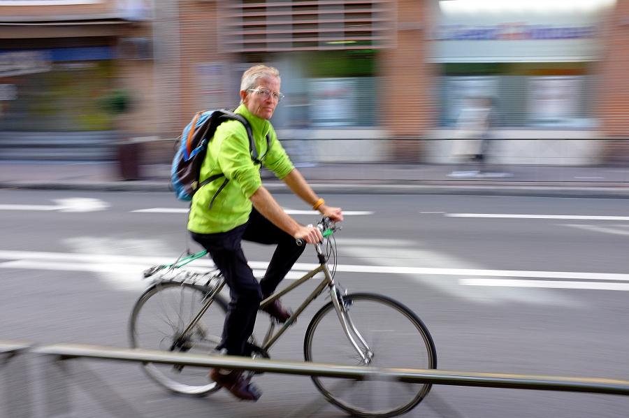Challenge Allons y à vélo - Toulouse