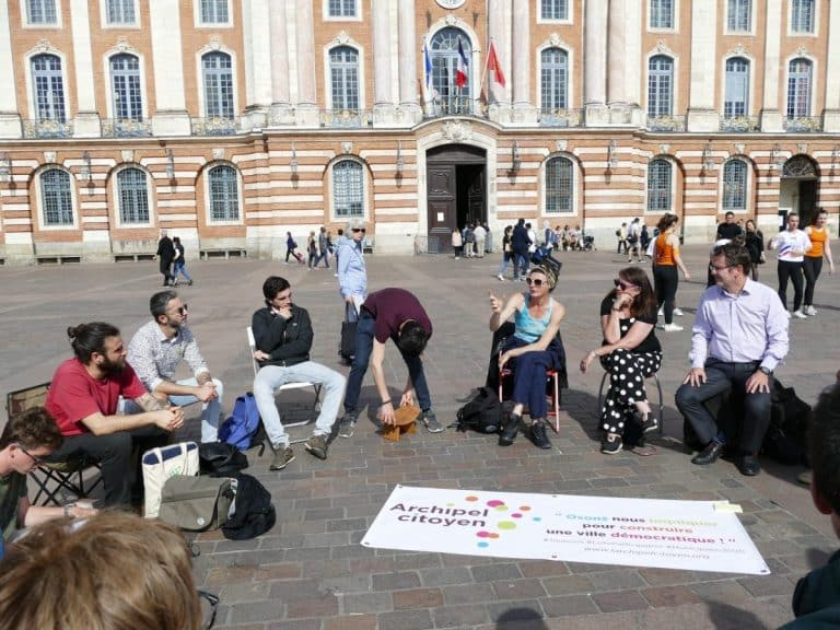 Municipales : La France Insoumise et Romain Cujives s'engagent avec Archipel Citoyen