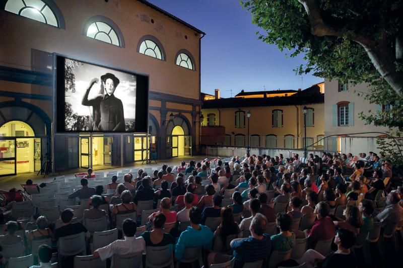 cine plein air cinematheque