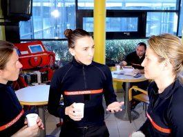 Camera café pompiers Haute-Garonne