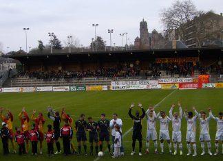Rodez Aveyron Football Stadium © I-Sanguinez