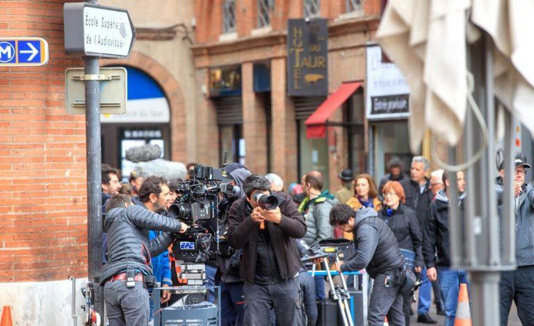 Mention Particulière 2: dans les coulisses du tournage à Toulouse