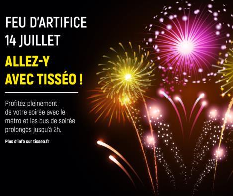 Tisséo joue les prolongations pour le 14 juillet à Toulouse