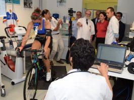 La Clinique universitaire du sport de Toulouse