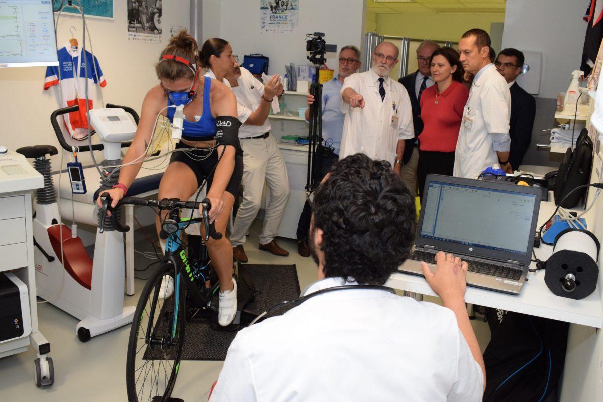 Inauguration de la Clinique universitaire du sport de Toulouse - Le Journal Toulousain