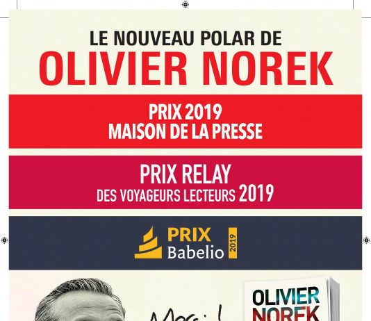 Surface d'Olivier Norek