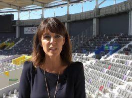 Laurence Arribagé Stadium Toulouse